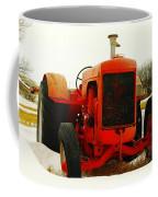 Case Tractor Coffee Mug