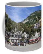 Casemates Square In Gibraltar Coffee Mug