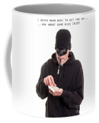 Cash Card Coffee Mug