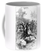 Casimir Pulaski (1748-1779) Coffee Mug