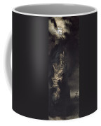 Casquets Lighthouse Coffee Mug by Victor Hugo