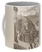 Cassandra Foretells The Trojans Their Coffee Mug