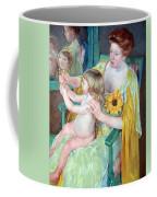 Cassatt's Mother And Child Coffee Mug