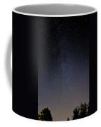 Cassiopeia And Andromeda Galaxy 01 Coffee Mug
