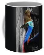 Cassowary Coffee Mug