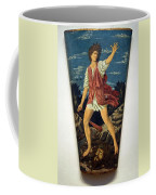 Castagno's David With The Head Of Goliath Coffee Mug