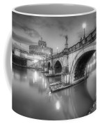 Castel Sant' Angelo Bw Coffee Mug