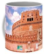 Castel Sant'angelo Coffee Mug