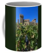 Ripe On The Vine Castelle Di Amorosa Coffee Mug