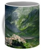 Castelluccio Umbria Coffee Mug