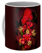 Caster Oil Plant Coffee Mug