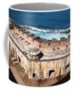 Castillo De San Cristobal San Juan Puerto Rico Coffee Mug
