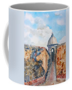Castillo De San Cristobal Sentry Door Coffee Mug