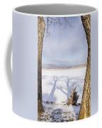Casting Big Shadows Coffee Mug