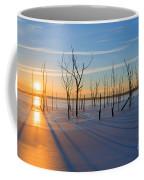 Casting Shadows Coffee Mug