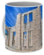Castle And Sky Coffee Mug