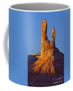 Castle Butte Coffee Mug