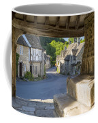 Castle Combe - View Coffee Mug