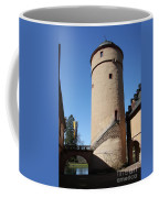 Castle Courtyard Coffee Mug