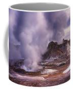 Castle Geyser Coffee Mug