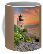 Castle Hill Lighthouse-rhode Island Coffee Mug