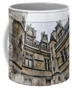 Castle In The Clouds Paris France Coffee Mug