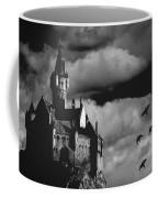 Castle In The Sky Coffee Mug by Bob Orsillo