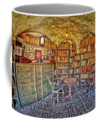 Castle Map Room Coffee Mug by Susan Candelario