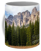 Castle Mountain Coffee Mug