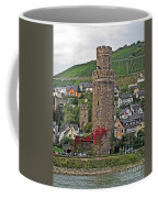 Castle Of The Rhine Coffee Mug