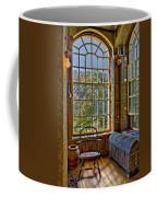 Castle Office Coffee Mug by Susan Candelario