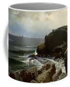Castle Rock At Marblehead Coffee Mug