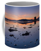 Loch Laich And Castle Stalker Coffee Mug