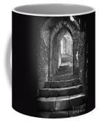 Castle Subterranean Staircase Coffee Mug