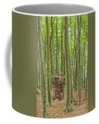 Castle Tree Stump Coffee Mug