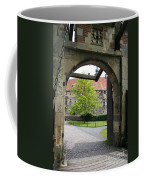 Castle Vischering Archway Coffee Mug