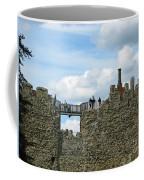 Castle Wall Walk Coffee Mug