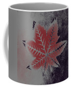 Castor Leaf Coffee Mug