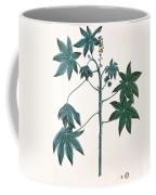Castor Oil Plant Coffee Mug