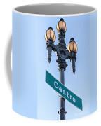 Castro Lightpole Coffee Mug