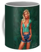 Casual Beauty Coffee Mug