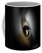 Cat Eye Coffee Mug