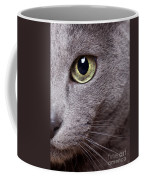 Cat Eye Coffee Mug