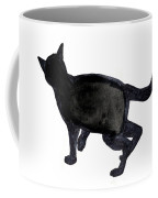 Cat I Coffee Mug