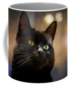 Cat In The Window Coffee Mug