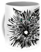 Cat Iwan Coffee Mug
