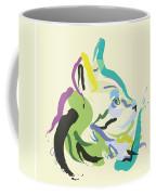 Cat Lisa Coffee Mug