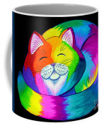 Cat Napping 2 Coffee Mug