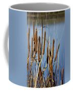 Cat Nine Tails Coffee Mug