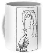 Cat-o'-nine-tails, 1552 Coffee Mug
